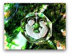 CHRISTMAS MEMORIES: NATIVITY ORNAMENT…