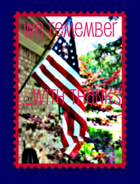 WENDY, A MEMORIAL DAY STORY…