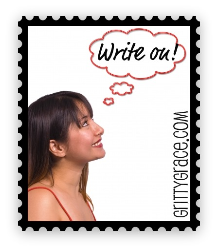 WRITE ON!: JOY FORNEY…
