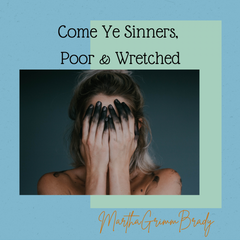 What is our connection to GOD? It is there because GOD chose to make it. He took the initiative. He loved us. He reached out. He bridged the gap so we could live in relation to HIm despite the fact that we are poor, wretched sinnersl #sinnerswelcome #sinnerswelcome