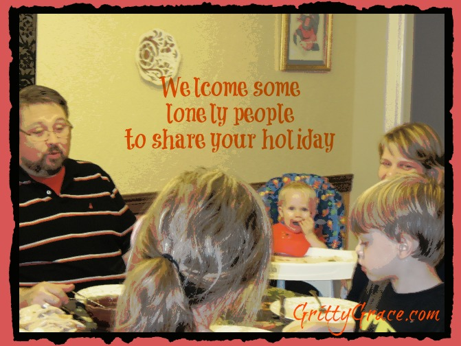 SHARE HOSPITALITY WITH OTHERS THIS SEASON…