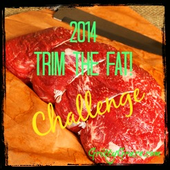 TRIM THE FAT: AT TIMES IT MUST BE FORCED BY CHOICE…