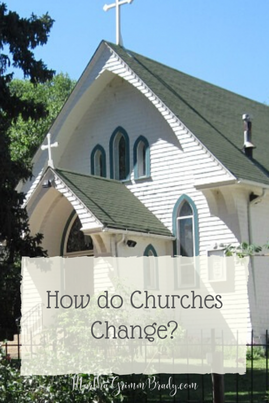 Churches don't change without pain, grief, humiliation. Are you ready for that kind of change? it's like asking to have a birth w/o going thro' labor! #Church #Howchurcheschange