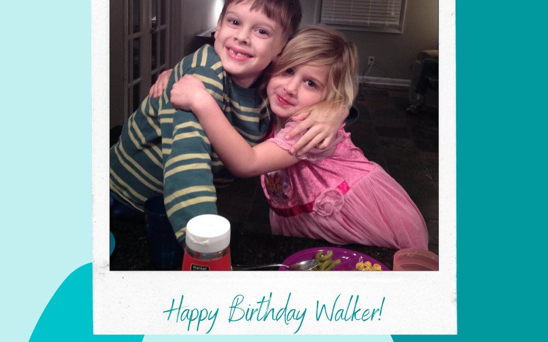 HAPPY BIRTHDAY WALKER, FOR THE SECOND TIME!…