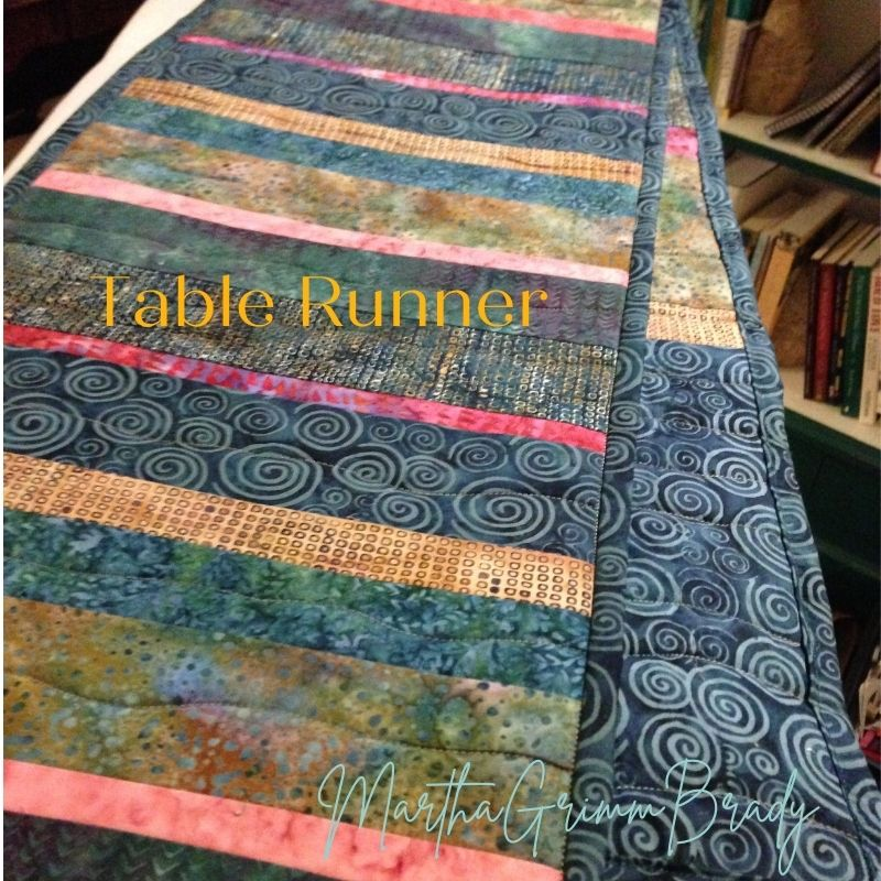 Strip quilting is a great way to use up fabric. Use quilting of smaller projects for finish up your fabric stash! Enjoy! #havefun #stripquilting #usingscraps