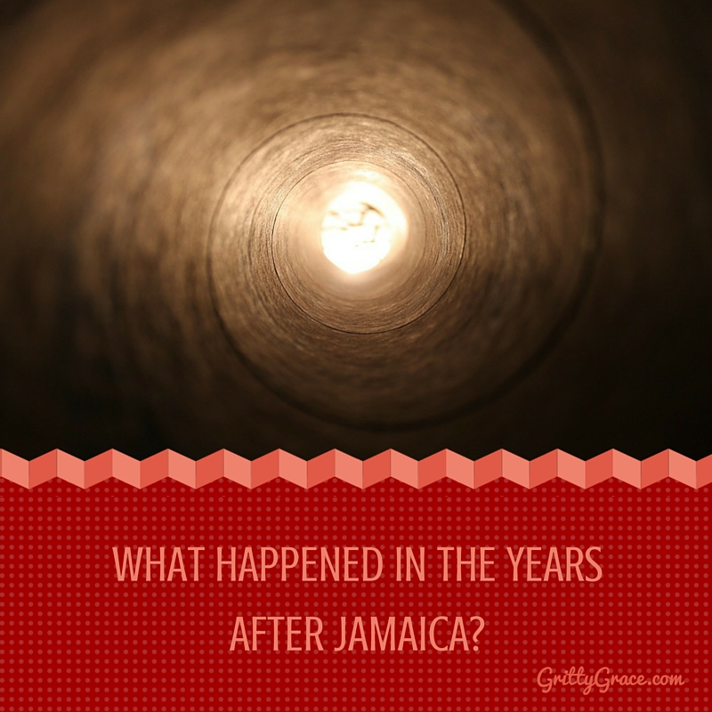 WHAT HAPPENED IN THE YEARS AFTER JAMAICA?…