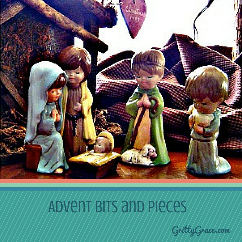 ADVENT BITS AND PIECES…