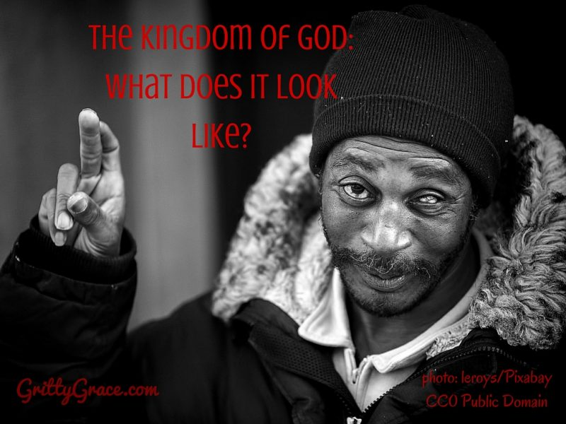 THE KINGDOM OF GOD: WHAT DOES IT LOOK LIKE?…