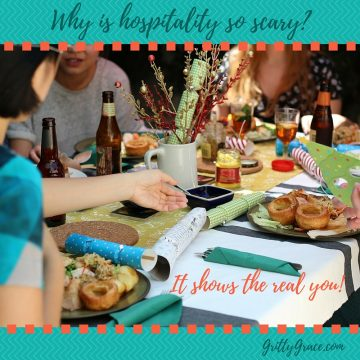 WHY IS HOSPITALITY SO SCARY? IT SHOWS THE REAL YOU…