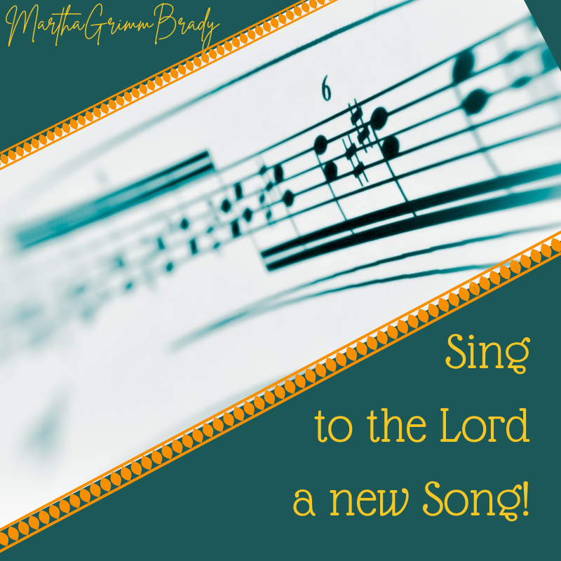 Music has been used as an aide to worship GOD as we sing Bible words or composed words. In eternity, singing will continue as we worship Him! #hymnsandsongs #singtotheLord