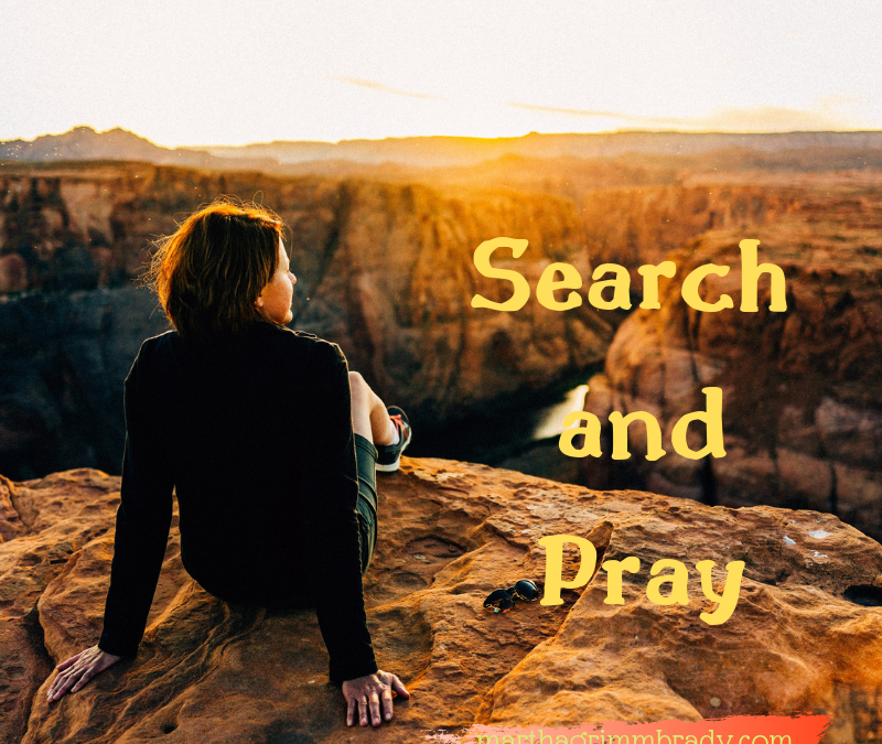 SEARCH AND PRAY