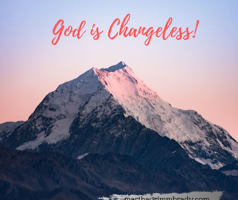 WHO IS GOD?: CHANGELESS…
