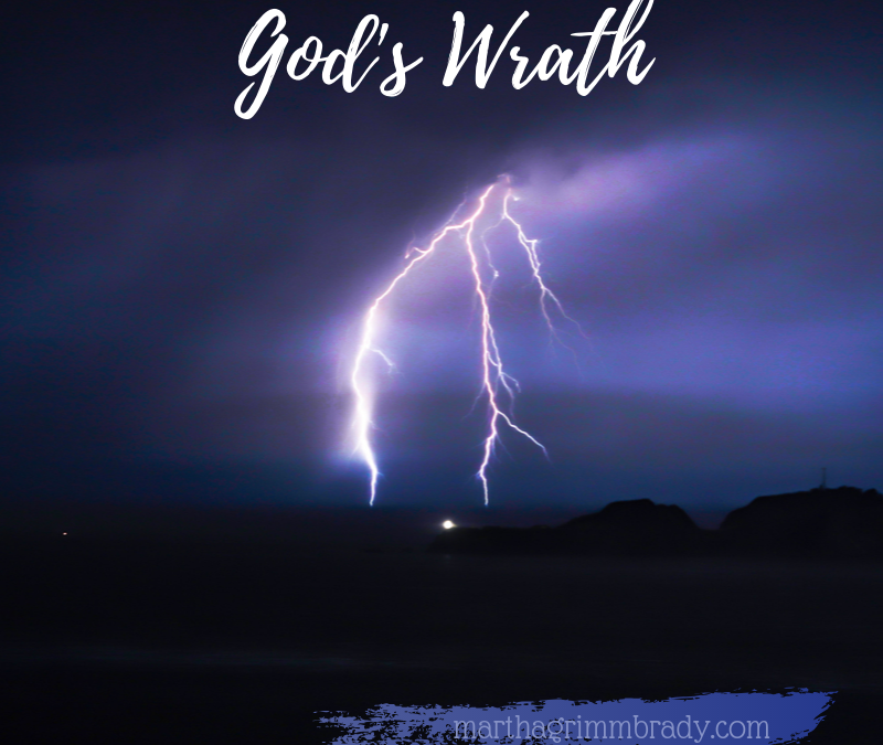 WHO IS GOD?: THE WRATH OF GOD…