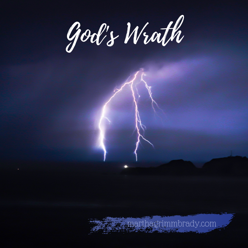 The wrath of GOD means that GOD intensely hates all sin as well as the results of sin. This is how it oerlaps with His justice because injustice is a result of sin. #God'swrath #WhoisGOD?