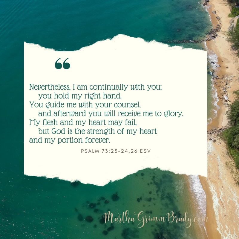 Ours stores are starting to open, life is getting back to normal,even partially. Hoping this is a good sign. One thing is sure. GOD is holding your hand through all of it! #Godholdsyourhand #frominvisibletoembraced #marthagrimmbrady