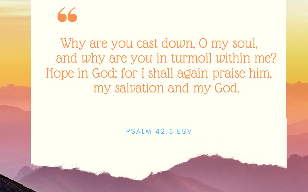 HOPE IN GOD…