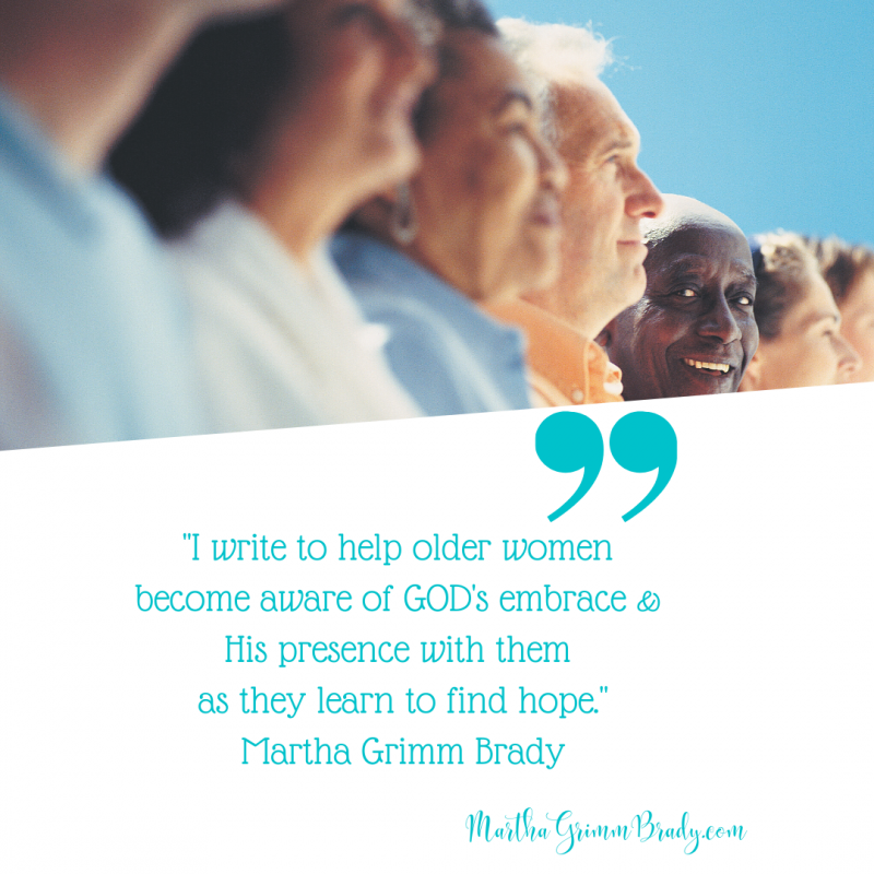 They are a treasure of advice & encouragement particularly relating to raising children & marriage. They are also a treasure trove in information regarding history. #olderwomenatreasure #olderwomenencourage