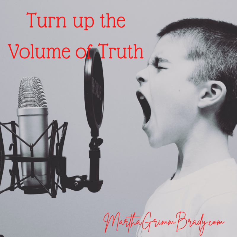 When you listen to the voices that talk to you, discern the one that is GOD's voice. It is the one you want to hear. It's the one that tells you He loves you. You are special. #turnupvolume #truth