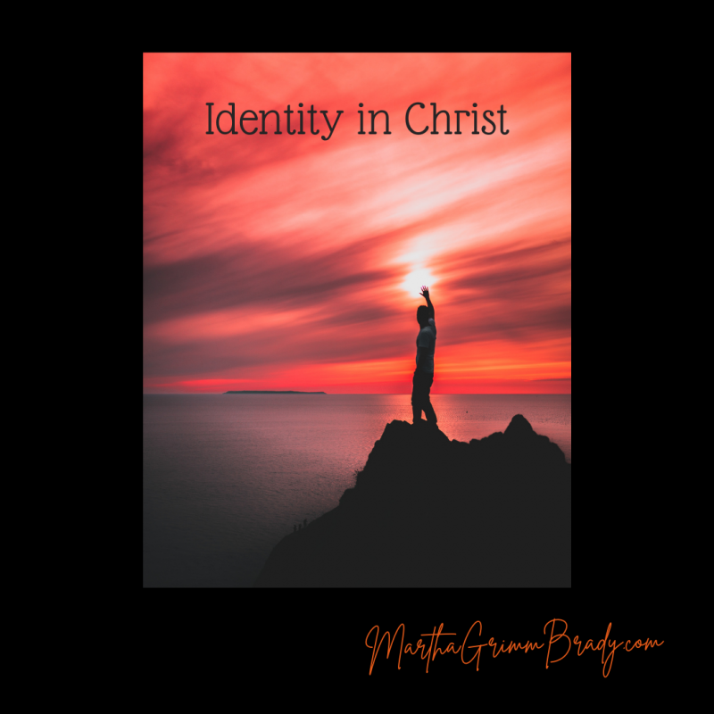 My identity in Christ is multi-faceted as illustrated by 5 Bible passages mentioned here. I briefly mention ways relationships are affected by my identity in Christ. #identityinChrist #Christianrelationships