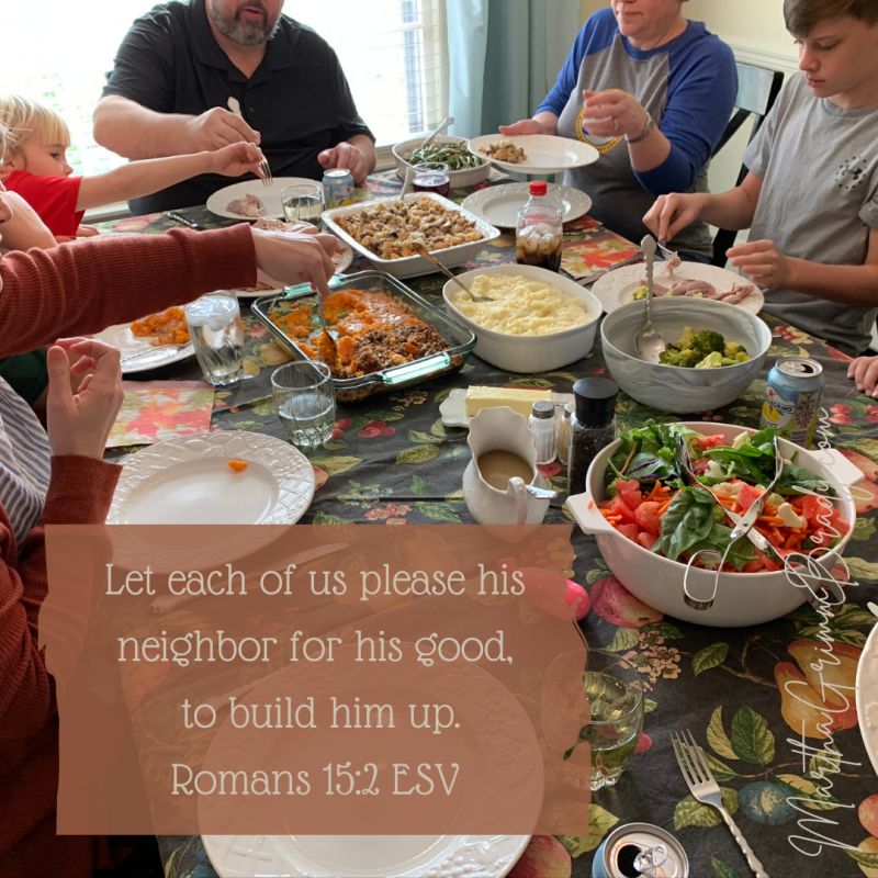 This is the time of year that we get together with family. I'm thankful for them, but sometimes getting together can be difficult for some. My PS got a little long, but has some helps for how to survive in difficult family settings during holidays. #thankful #thankfulforfamily #difficultconversations