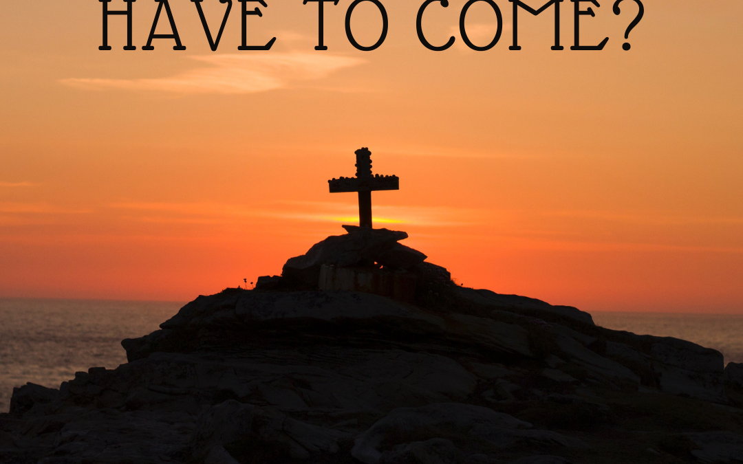 GOD WITH US: TO BRING REDEMPTION…