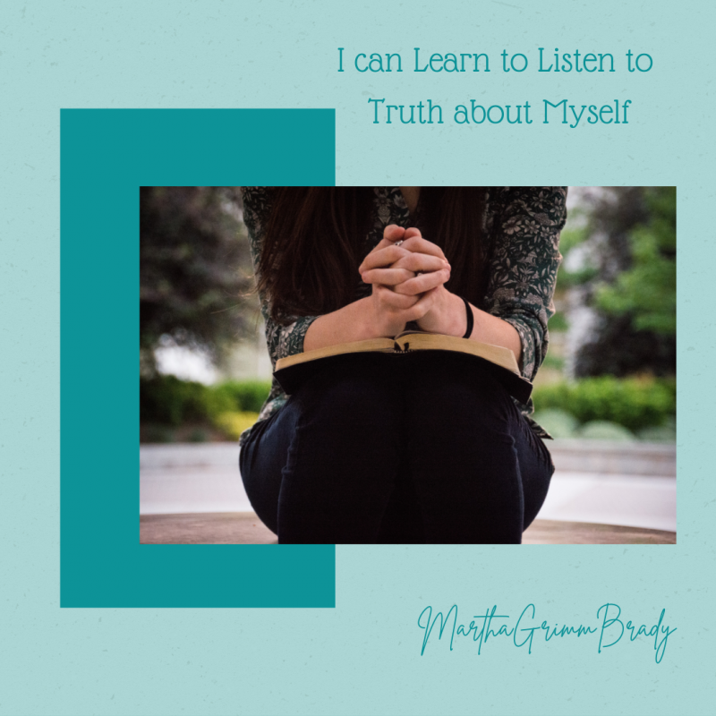 Being alive in Christ means you can listen to truth about yourself that may be hard. Are you kidding? you say? No. You have the Spirit in you who can give you the courage to hear hard things. He will also help you change in ways you need to as He guides you in facing the truth. #aliveinChrist #listentotruth