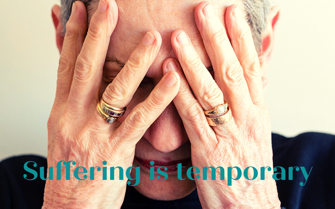 YOUR SUFFERING IS TEMPORARY THANKS TO JESUS!…