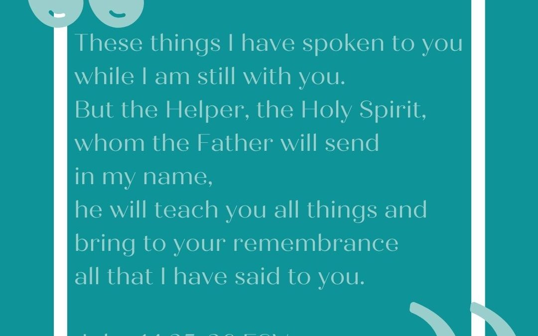 THE PROMISE OF THE HOLY SPIRIT: WHAT IS IT?…