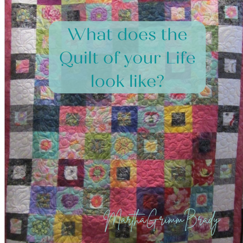 What does the quilt of your life look like? God is designing it. It has dark scraps, neutral scraps & bright ones too. It takes all kinds to make a quilt pop. Each individual scrap may not be stunning for the overall quilt to be beautiful! It took me a long time to figure that out. #quiltoflife #quilting #quiltedbygod