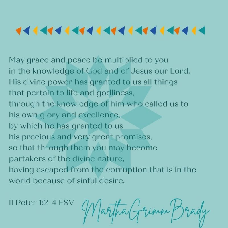 How can you access this divine power of God, if you are HIs child? What is the truth about God? How can you get to know Him better? I'll tell you. #thebenediction #divinepower #graceandpeacetoyou