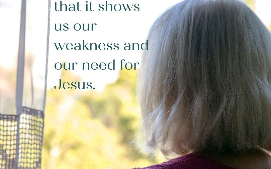 HOW CAN LONELINESS BE A BLESSING?…