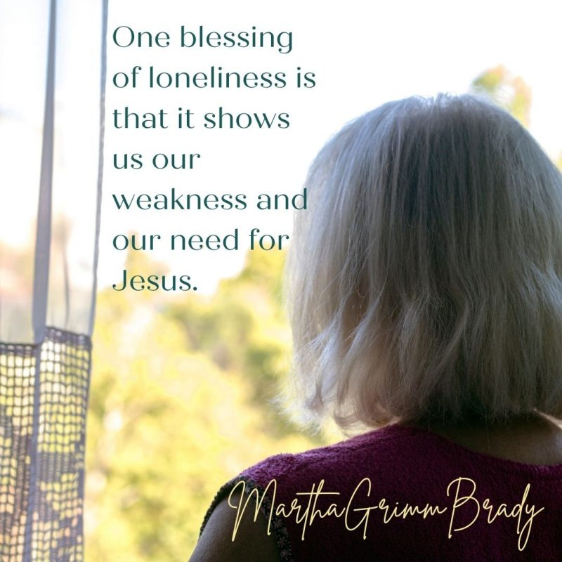 I'm guest hosting today at MarissaBondurant.com The topic is loneliness and how it can be a blessing. Click the link and go to her site to see what I have to say. #loneliness #blessinginlonelinss