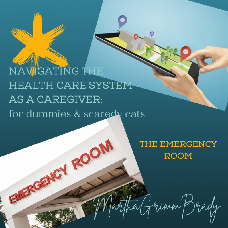 This is a bird's eye view of information regarding the Emergency Room and dealing with issues that arise from your loved one's stay in the Emergency Room. #emergencyroom #navigatinghealthcaresystem #caregiver