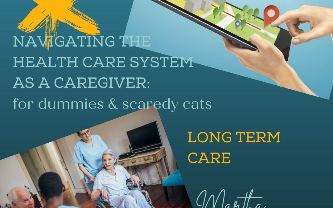 NAVIGATING THE HEALTHCARE SYSTEM FOR CAREGIVERS: LONG TERM CARE…